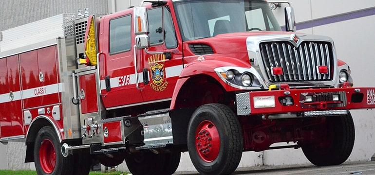 Anaheim Fire & Rescue – HME, Incorporated
