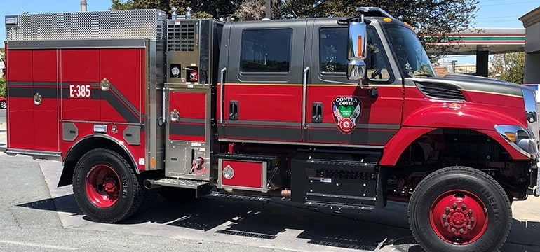 Contra Costa County Fire