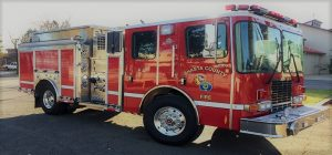 Shasta County Fire Department