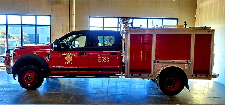 Vallejo Fire Department