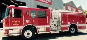 Benicia Fire Department - Seagrave Fire Apparatus