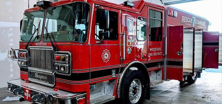 Woodside Fire Protection District