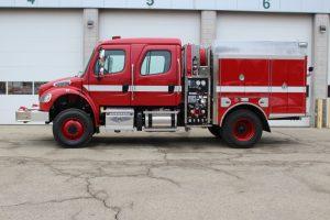 Santa Margarita Volunteer Fire Department HME, Incorporated - Delivered September 2020