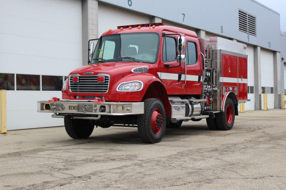 Santa Margarita Volunteer Fire Department HME, Incorporated - Delivered September 2020